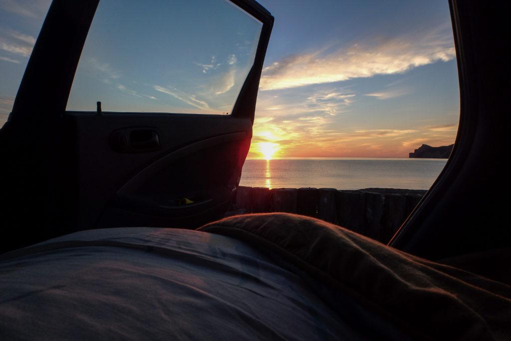 Roadtrip vivre en voiture