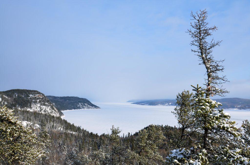 Québec hiver