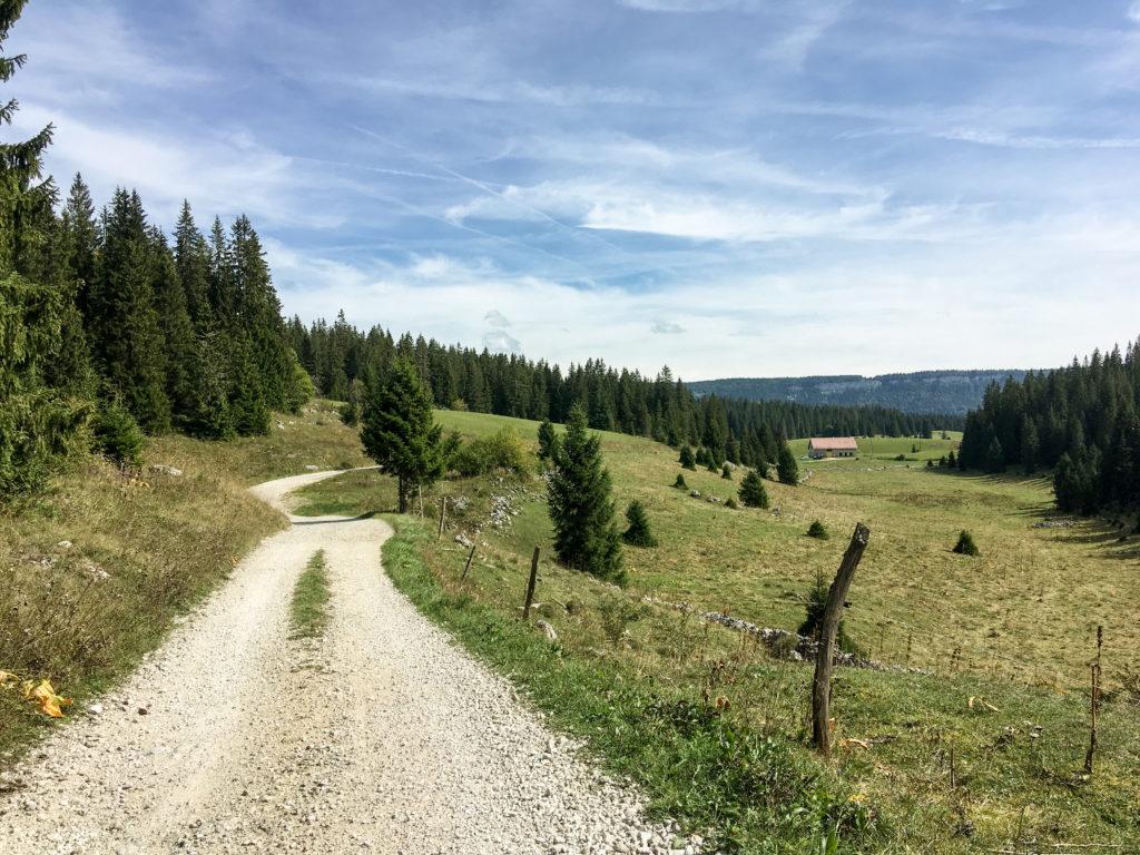 grande traversée du jura randonnée