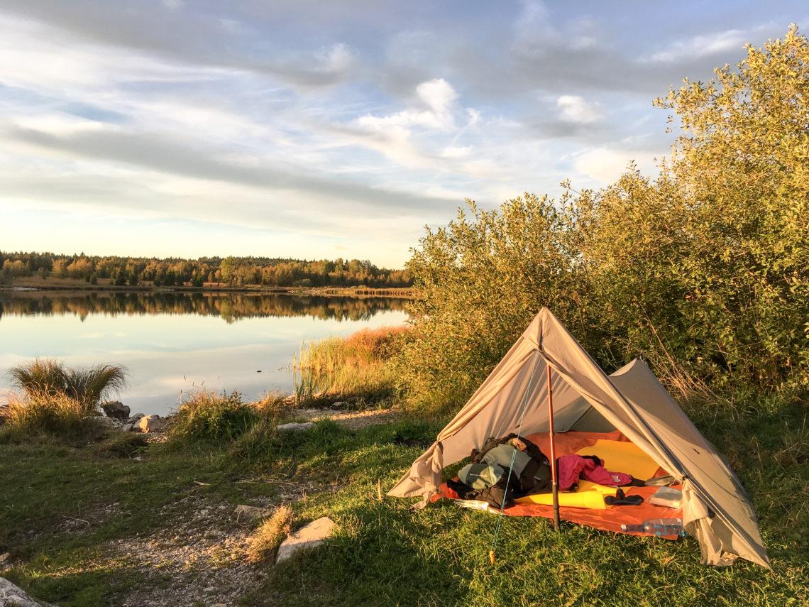 camping tarp tente bivouac