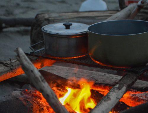 randonnée-cuisine-réchaud-feu