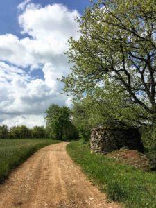 conques à toulouse chemin de saint jacques