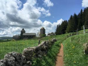 Saint-Jacques de Compostelle Voie du Puy GR 65
