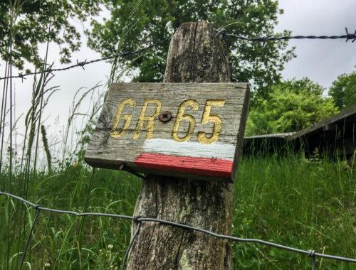 GR 65 saint jacques