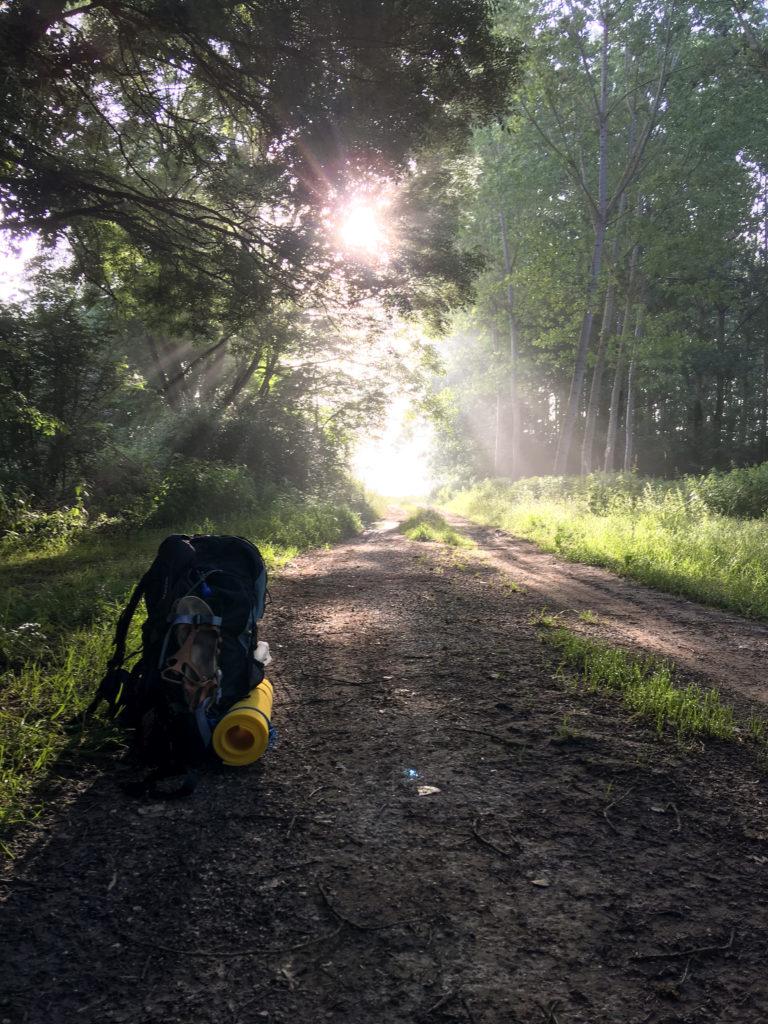sac à dos de randonnée gr65