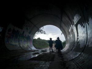 camino frances pluie espagne randonnée
