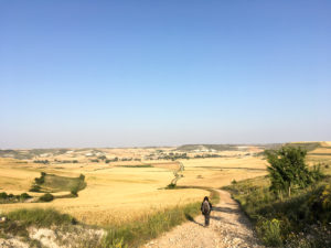 Chemin de Compostelle Espagne