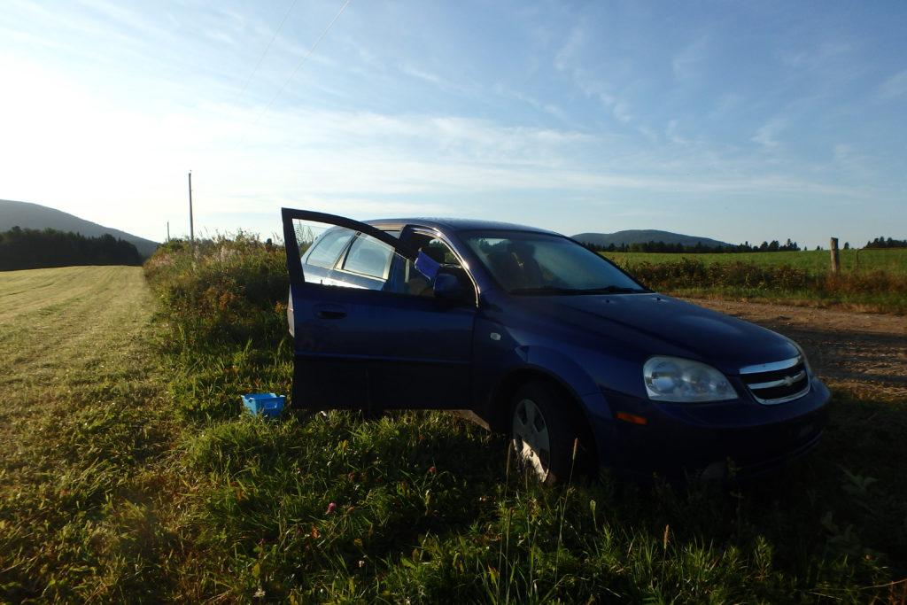 Québec roadtrip arnold